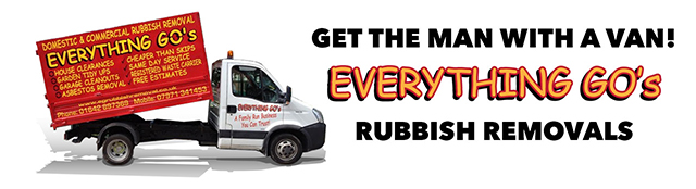 Everything Go's Rubbish Removal Logo