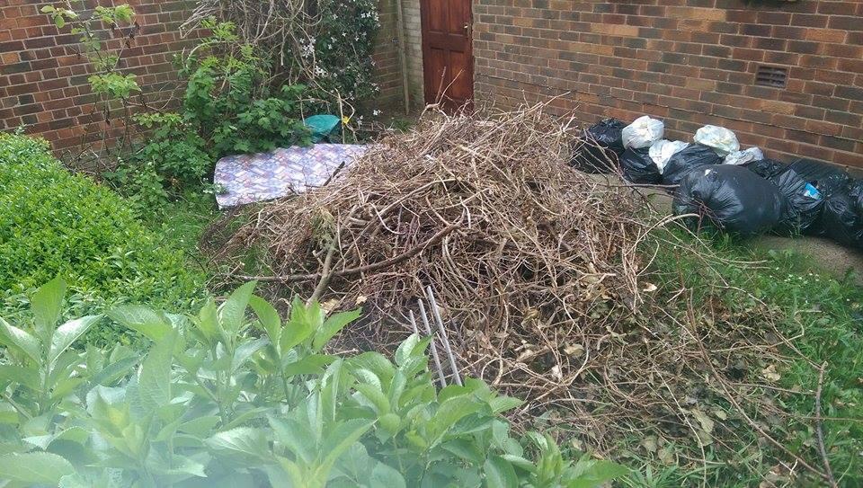 garden waste Ingleby Barwick